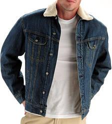 Зимняя джинсовая куртка Lee  - Qutlaw (S)