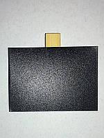 Меловая табличка на прищепке 7х10 см. Для мела и маркера. Грифельная. Крейдовий цінник