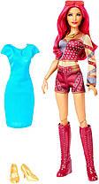 Кукла Рестлер WWE Superstars Саша Бэнкс Sasha Banks Mattel FPC26