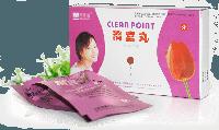 Фитотампон Clean Point - вакуумная упаковка. Тампоны для лечения гинекологических заболеваний.
