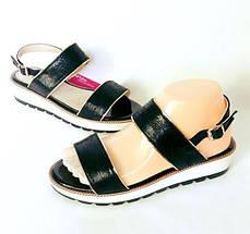 Женские Сандалии Босоножки Летняя Обувь на Танкетке Платформа (размеры: 36,37,38,39,40,41), фото 2