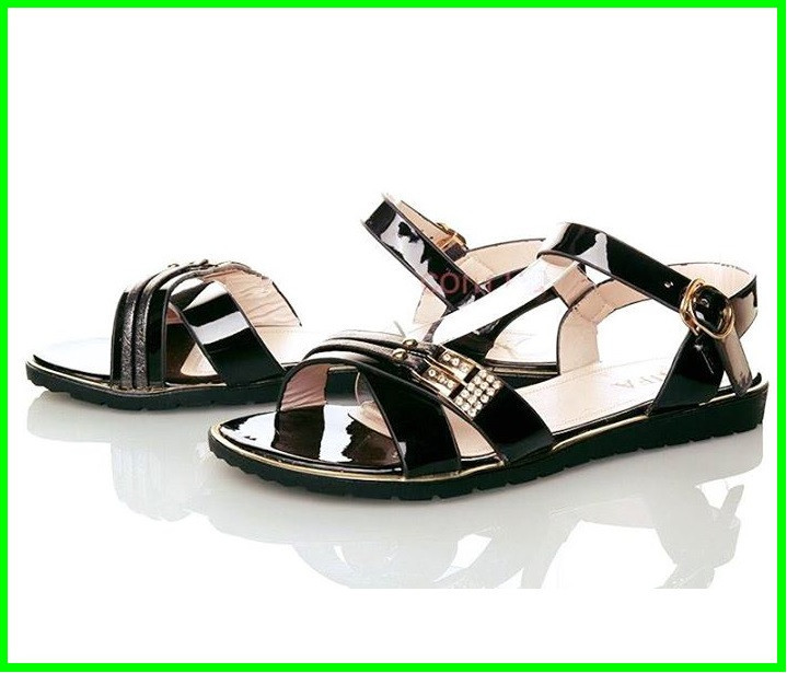 Женские Сандалии Босоножки Летняя Обувь Чёрные (размеры: 36,37,38,39,40,41)