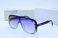 Солнцезащитные очки Ver 0167 синие, фото 1