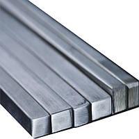 Шпоночная сталь 6х6, cт.45, h11, наг, ндл, калиброванная (RU; L=3,7; р-3); 1000мм