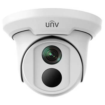 8 Мп купольна IP-відеокамера Uniview IPC3618SR3-DPF28M