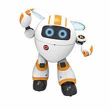 Программируемый интерактивный робот-компаньон JJRC R14 KaQi-YoYo, бело-оранжевый (JJRC-R14O)