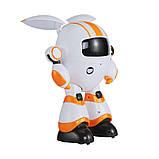Программируемый интерактивный робот-компаньон JJRC R14 KaQi-YoYo, бело-оранжевый (JJRC-R14O), фото 7