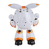 Программируемый интерактивный робот-компаньон JJRC R14 KaQi-YoYo, бело-оранжевый (JJRC-R14O), фото 5