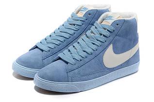 Кроссовки женские Nike Blazer / BLZ-027 (Реплика)