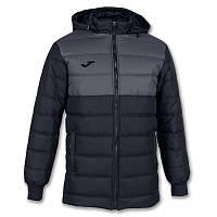 Куртка зимняя Joma URBAN II 101292.110 черно-серая