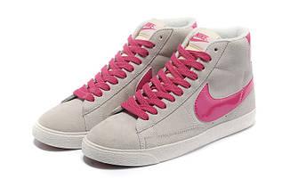 Кроссовки женские Nike Blazer / BLZ-028 (Реплика)