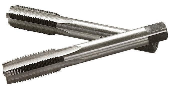 Мітчик ручний M16 х 2.0 мм, комплект з 2 шт., СИБРТЕХ (76646)