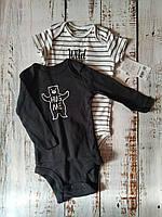 Бодики для новорожденного с коротким рукавом. с длинным рукавом  Carter´s Картерс из США 3М
