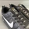 Кроссовки мужские в стиле Nike Air черные, фото 4