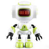 Міні робот-компаньйон JJRC R9 Ruby Luby Біло-зелений (JJRC-R9G), фото 2