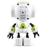 Міні робот-компаньйон JJRC R9 Ruby Luby Біло-зелений (JJRC-R9G), фото 4