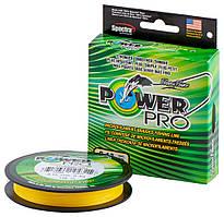 Шнур Power Pro 135m Hi-Vis Yellow 0.23mm 15kg/33lb
