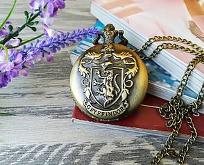Часы  Хогвартс Гарри Поттер  факультет Гриффиндор Harry Potter, фото 2