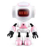 Мини робот-компаньон JJRC R9 Ruby Luby Бело-розовый (JJRC-R9R), фото 2