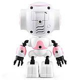 Мини робот-компаньон JJRC R9 Ruby Luby Бело-розовый (JJRC-R9R), фото 4