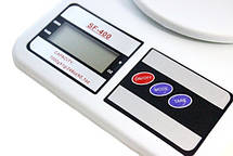 Весы кухонные Domotec SF-400, фото 2