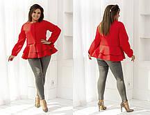 Женское короткое пальто большого размера.Размеры:48-58.+Цвета