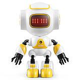 Мини робот-компаньон JJRC R9 Ruby Luby Бело-желтый (JJRC-R9Y), фото 2