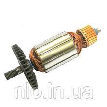 Якорь для электропилы цепной Тэмп ПЦ 2200 (166х46, 6 зубов)