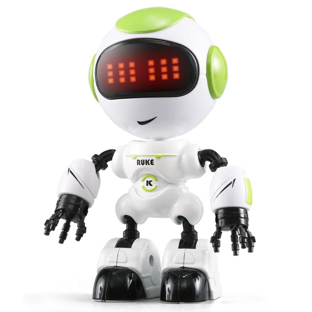 Міні робот-компаньйон JJRC R8 Ruke Luke Біло-зелений (JJRC-R8G)