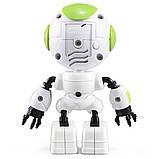 Міні робот-компаньйон JJRC R8 Ruke Luke Біло-зелений (JJRC-R8G), фото 5