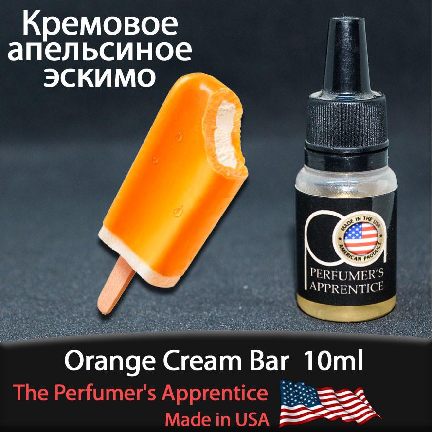 Ароматизатор TPA (TFA) Orange Cream Bar (Апельсиновый крем) 10мл