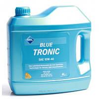 Моторное масло полусинтетика Aral(Арал) BlueTronic SAE 10W-40 4л