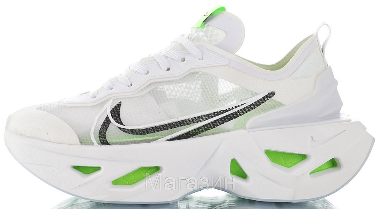 Женские кроссовки Nike Zoom Segida Найк Зум белые Жіночі Кросівки 2020