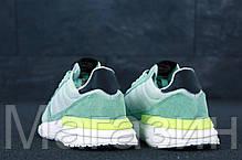 Женские кроссовки adidas ZX 500 Mint Адидас ZX 500 ментоловые, фото 3