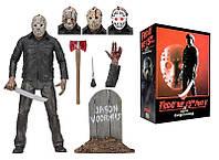Фигурка Джейсон Вурхиз из к/ф Пятница 13-е - Jason Voorhees, Friday The 13th, Necа