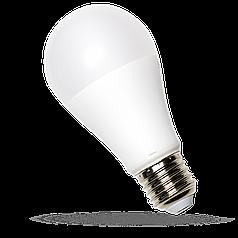 LED GLS E-27 230V 15W ALU WW SPECTRUM