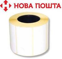 Термоэтикетка 101х101 для новой почты
