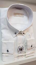 Oднотонная рубашка Angelo Roma