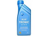 Моторное масло полусинтетика Aral(арал) BlueTronic SAE 10W-40 1л