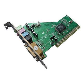 Звуковая карта PCI sound card 4CH D100