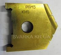 Сверло перовое по металлу Ø 38 мм Р6М5 сборное