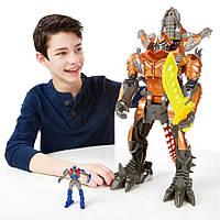 Transformers Age of Extinction Stomp and Chomp Grimlock Figure (Гримлок), фото 1
