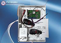 ППК Потенциал GSM-ХИТ-РK.V3 (пр-во Украина) — охранная GSM централь, проводная GSM сигнализация на 2 зоны