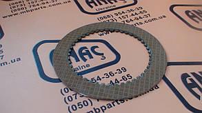 445/30011 Диск фрикционный на JCB 3CX, 4CX, фото 2