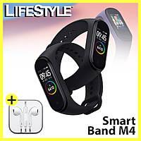 Фитнес браслет  Mi Band M4,Умный браслет / Спортивный трекер  + Подарок! Наушники Apple, фото 1