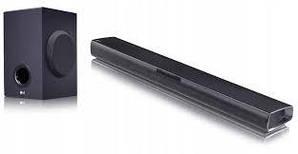 LG SJ2 беспроводная звуковая панель