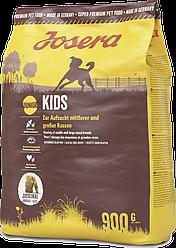 Сухий корм Josera Kids (для цуценят середньої і великої породи)