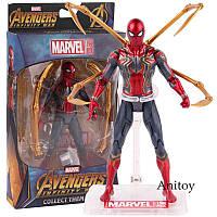 Фигурка Человек-паук, к-ф Мстители Война Бесконечности,17см - Spider-Man,Avengers Infinity War,Marvel
