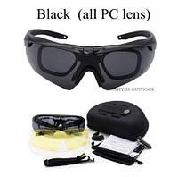 Тактические солнцезащитные очки для стрельбы!