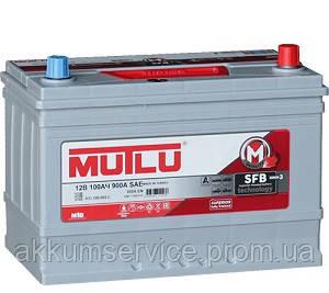 Аккумулятор автомобильный Mutlu Silver Asia 100AH R+ 900A (D31.100.085.C)